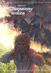 Naznaczony mrokiem - cover art by Andruth