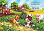 Kurka - book illustration
