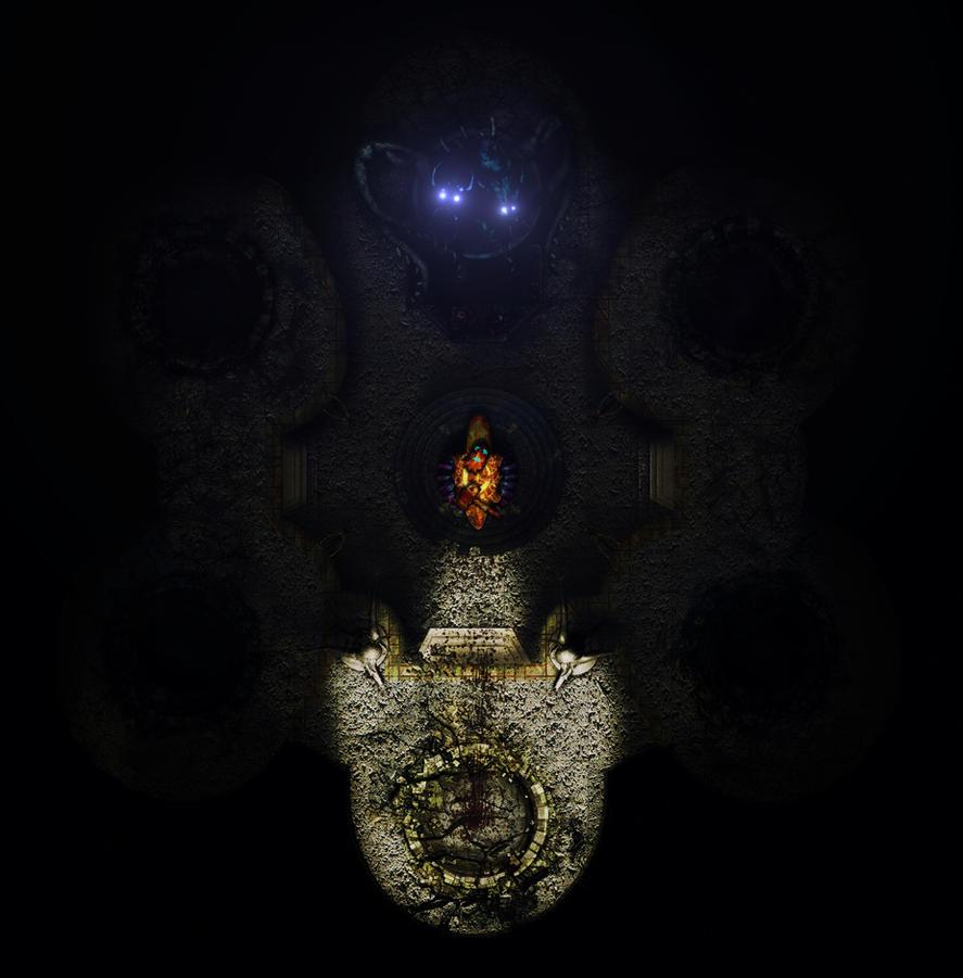 Eyes in the Dark by Cisticola