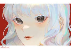 [Commission] Albino