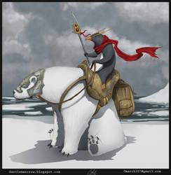Polar emperor by Moosetactics