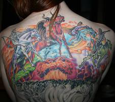 My tattoooo by JoScene