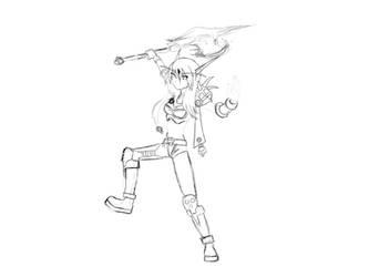 Faiye-Sketch