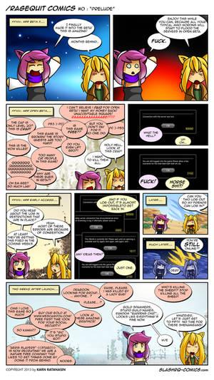 /ragequit Comics #00: 'Prelude'