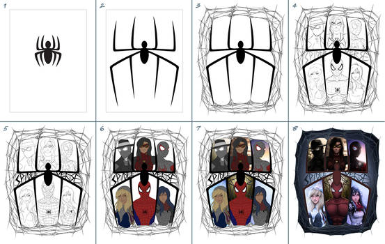 Spider Six (Process)