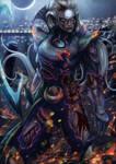 Diana (League of Legends) by DigiFlohw