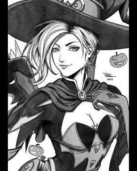 21 - Witch Mercy