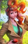 Sonia (Pokemon Sword and Shield)