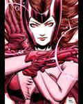 Arttrober 21 - Scarlet Witch