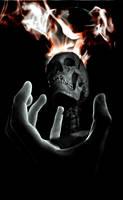 Skull Hold by Brynhilder