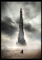 The Dark Tower: The Gunslinger by NeoStockz