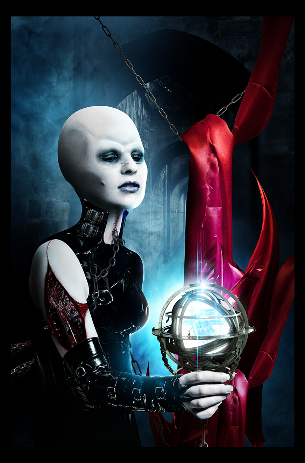 female cenobite ii by neostockz on deviantart