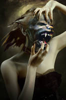 Untitled Lycan by NeoStockz