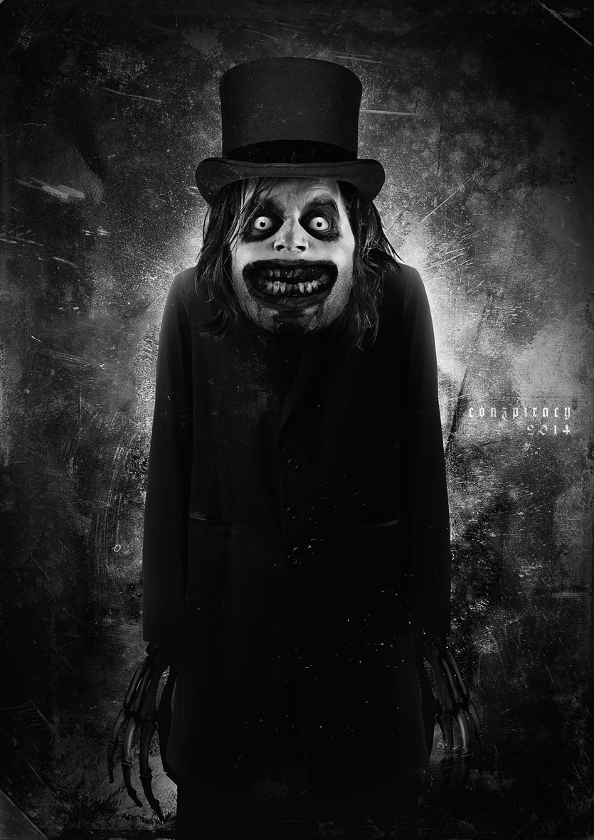 The Babadook by NeoStockz on DeviantArt
