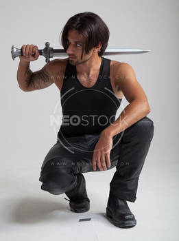 Daniel Urban Fantasy 98 - Stock Photography