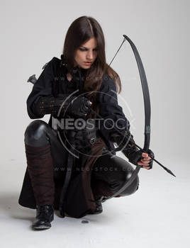 Liepa Medieval Assassin 184 - Stock Photography