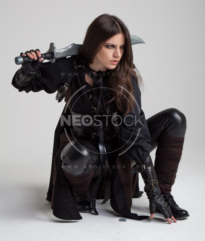 Liepa Medieval Assassin 174 - Stock Photography by NeoStockz