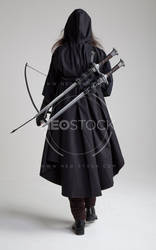 Liepa Medieval Assassin 120 - Stock Photography