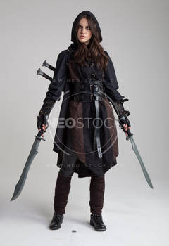 Liepa Medieval Assassin 111 - Stock Photography