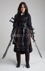 Liepa Medieval Assassin 77 - Stock Photography