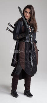 Liepa Medieval Assassin 61 - Stock Photography