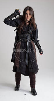 Liepa Medieval Assassin 39 - Stock Photography