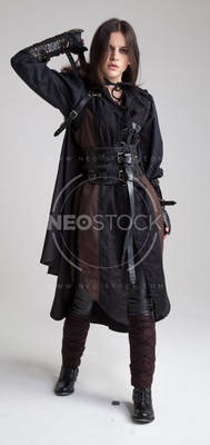 Liepa Medieval Assassin 34 - Stock Photography