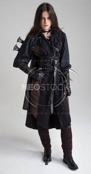 Liepa Medieval Assassin 2 - Stock Photography