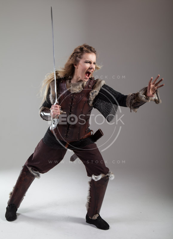 Pippa Medieval Warrior 151 - Stock Photography by NeoStockz