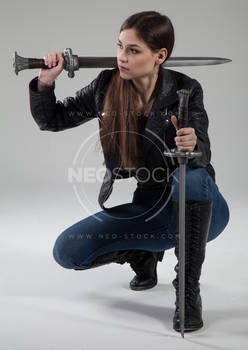 Natalia Urban Fantasy 236 - Stock Photography