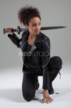 Gia Urban Fantasy 237 - Stock Photography