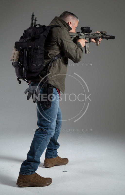 Richie Post Apocalyptic 54 - Stock Photography by NeoStockz