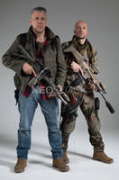 Post Apocalyptic Group 11 - Stock Photography by NeoStockz
