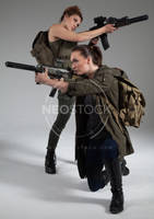 Post Apocalyptic Group 10 - Stock Photography by NeoStockz