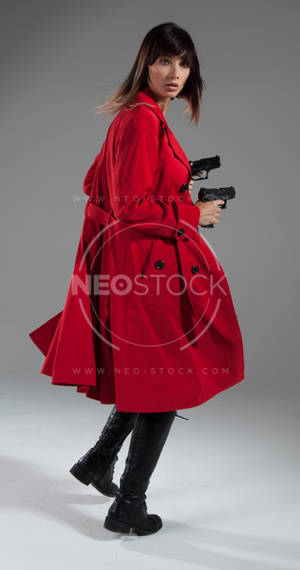 Natalia A Mystery Thriller 242 - Stock Photography