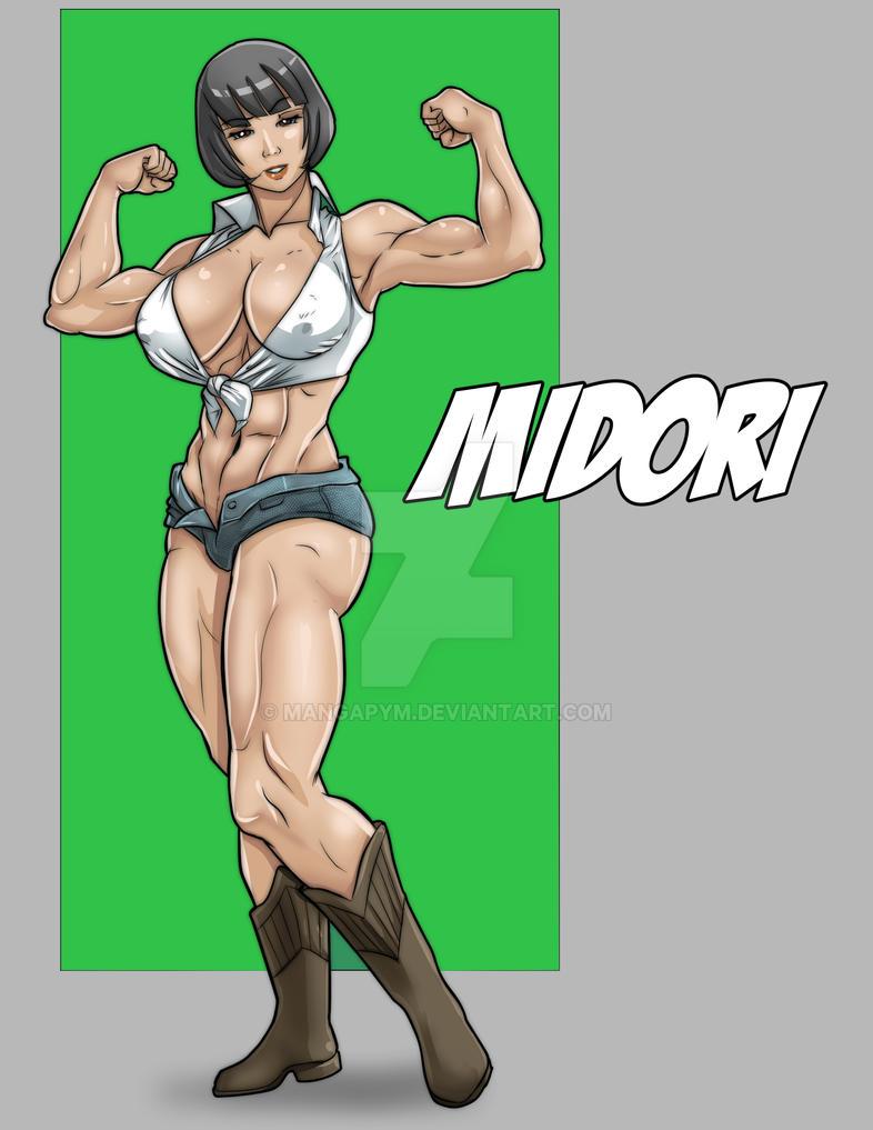 Midori by mangapym