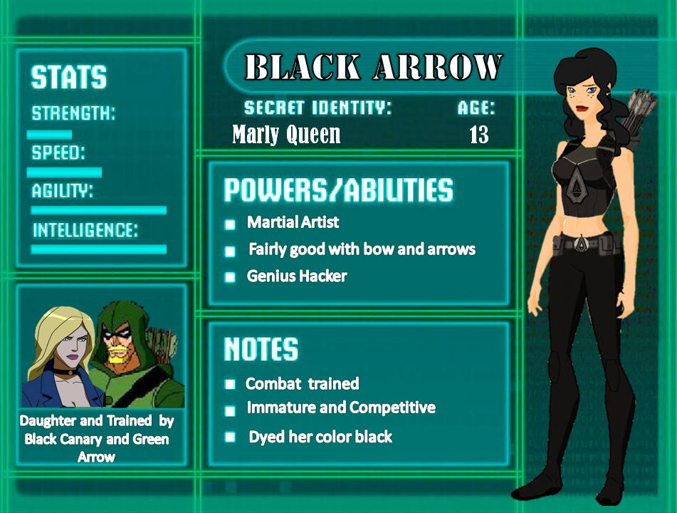 young justice ocs bios favourites by titanwitch on DeviantArtYoung Justice Season 3 Character Bios