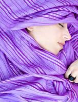 a purple little little lady... by gelatoallimon
