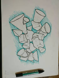 study - form intersections