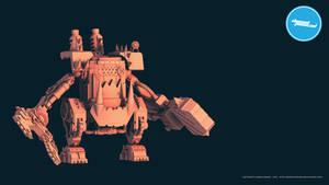 Ork Killa Kan (custom) V1 Wallpaper 1