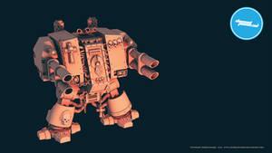 Custom Dreadnought V1 (incomplete) body