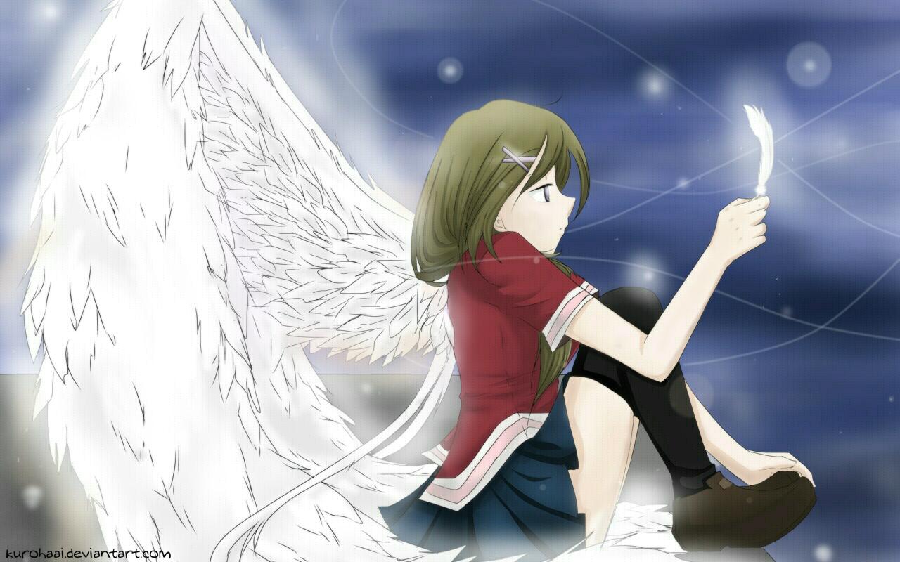 Fallen Angel By KurohaAi On DeviantART