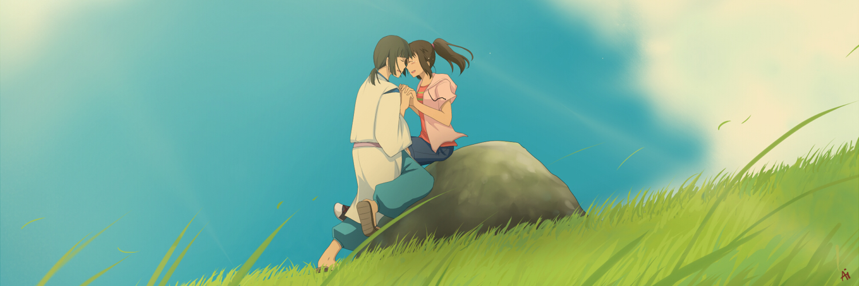 spirited away will haku and chihiro meet again