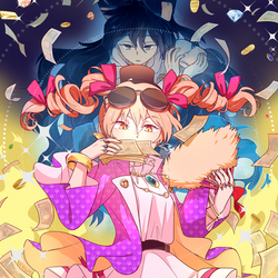Yorigami Sisters by KurohaAi