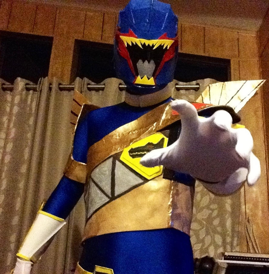 Deathryuger cosplay (test) by uria13 on DeviantArt