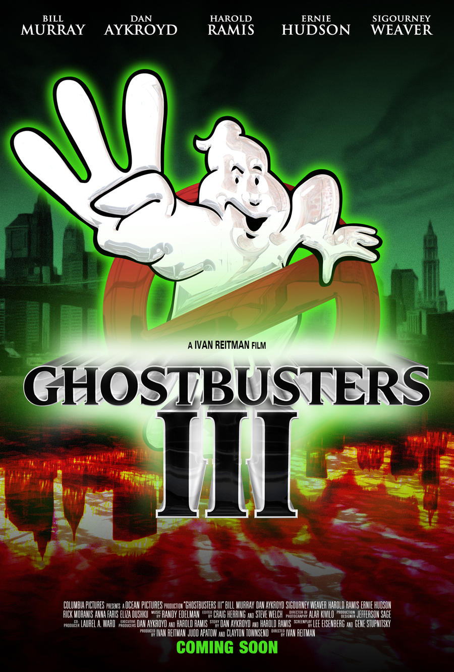 ENTRETENIMIENTO/ ENTERTAINMENT Ghostbusters_3_by_FlashFormula