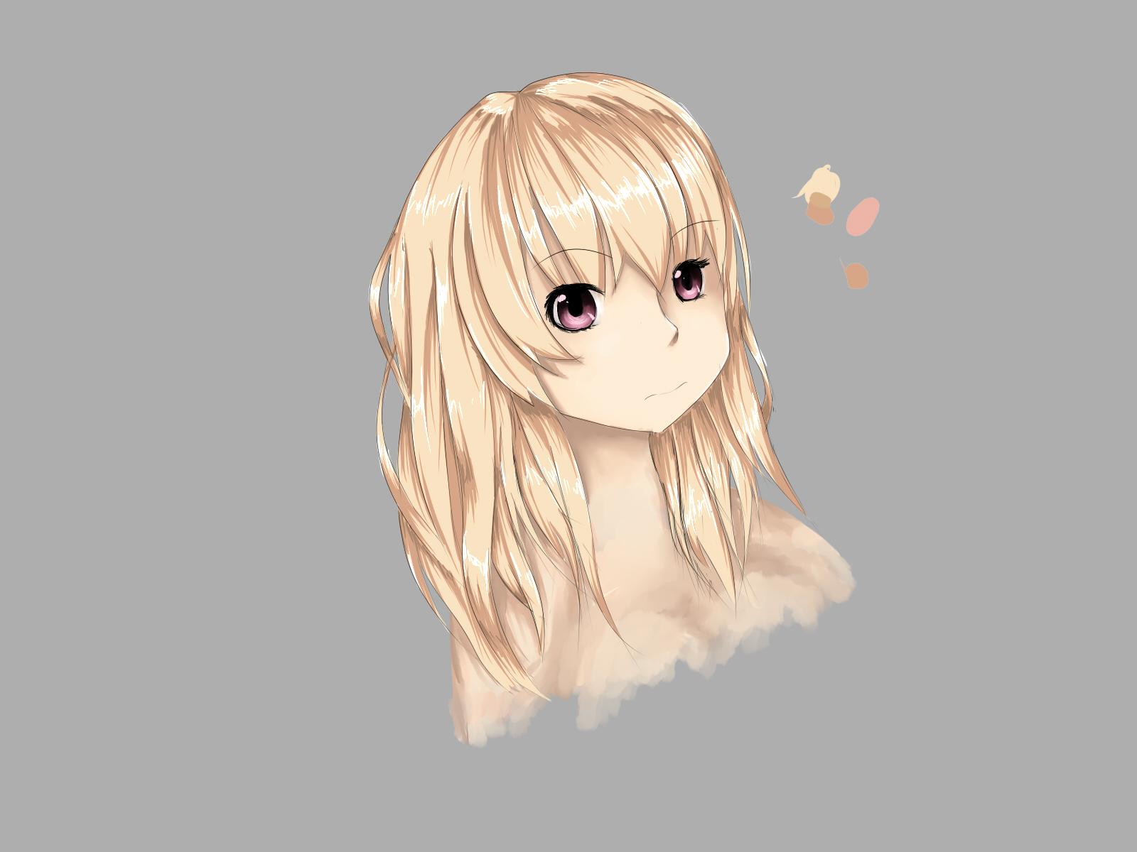 anime blonde hair best image of blonde hair 2018