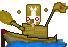 Tyndras.....On A Boat by Tyndras