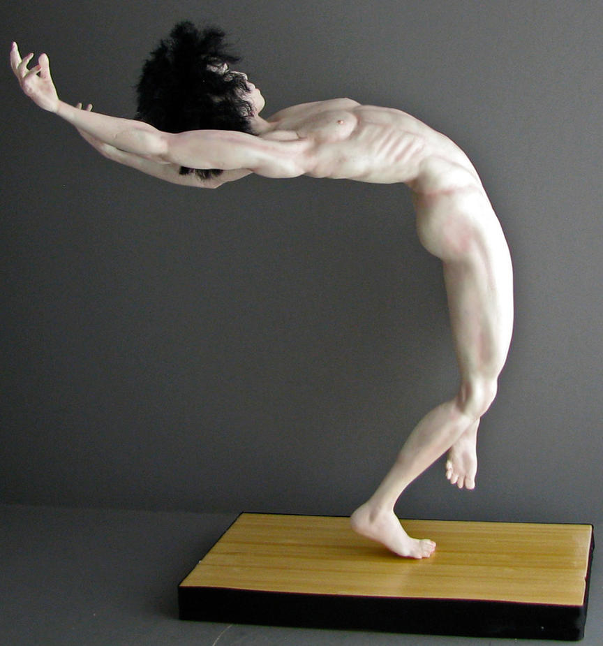 Naked Male Dancer 27