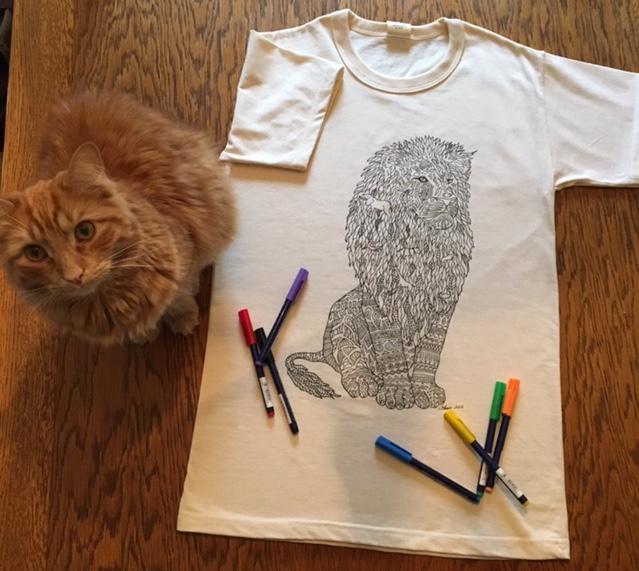 Ru-T-shirt by ArtOfElysee